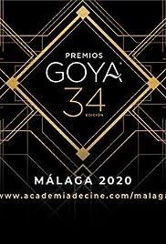 Premios Goya 34 edición Poster