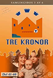 Tre kronor Poster