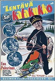 Lentävä kalakukko Poster