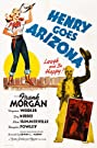 Henry Goes Arizona (1939) Poster