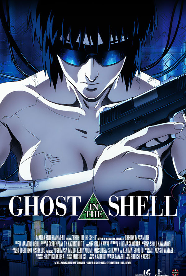 Ghost In The Shell 1995 Imdb