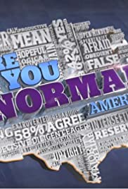 Are You Normal, America? Poster