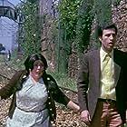 Kemal Sunal and Oya Öge in Yüz Numarali Adam (1978)