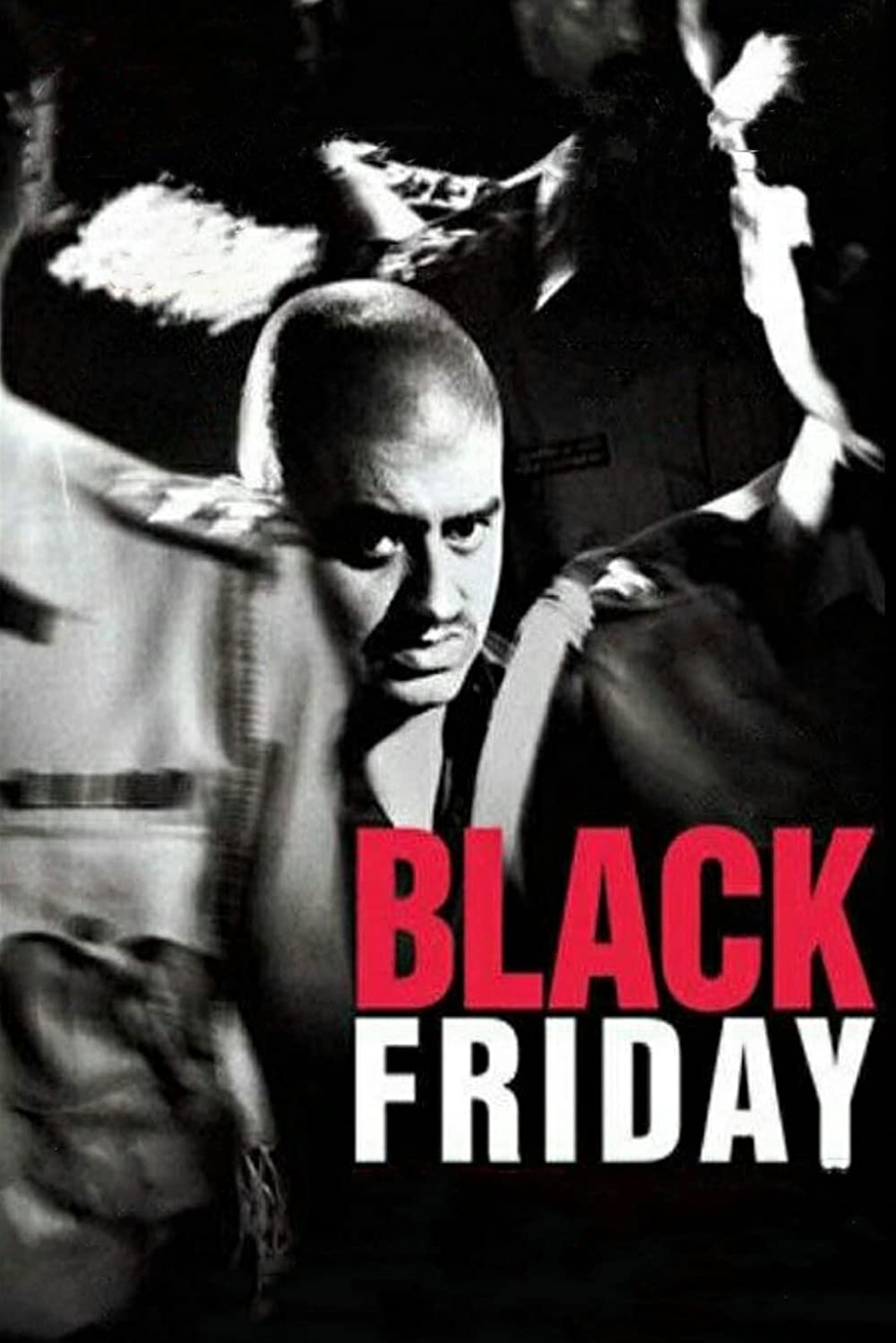 Black Friday 2004 Hindi 500MB HDRip Download