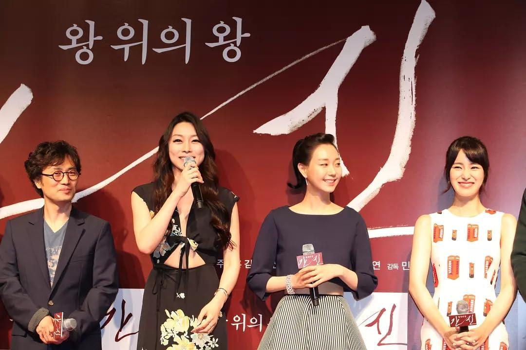 Lee Yoo-Young, Lim Ji-Yeon, Cha Ji-Yeon @ Ganshin (KR 2015