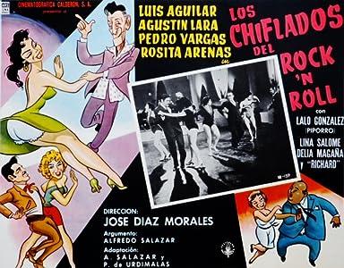Los chiflados del rock and roll Mexico