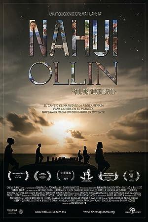 Nahui Ollin. Sol de movimiento