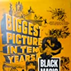 Orson Welles, Charles Bennett, Valentina Cortese, Alexandre Dumas, Margot Grahame, Nancy Guild, Frank Latimore, Gregory Ratoff, Edward Small, and Akim Tamiroff in Black Magic (1949)