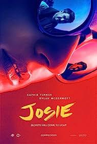 Dylan McDermott and Sophie Turner in Josie (2018)