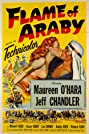 Flame of Araby (1951) Poster