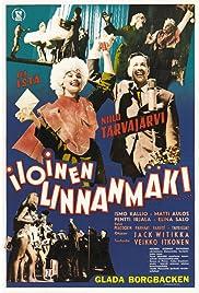 Iloinen Linnanmäki Poster