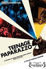Primary photo for Teenage Paparazzo
