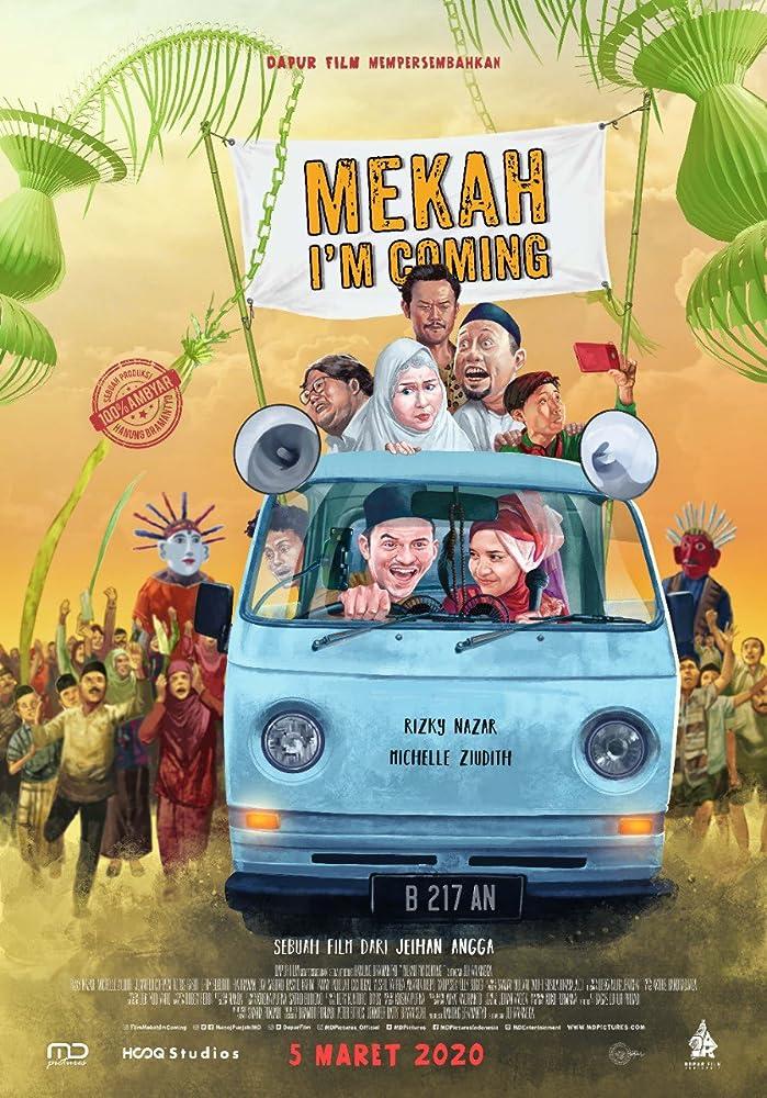 Poster Mekah I'm Coming