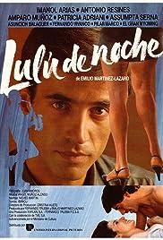 Lulú de noche Poster