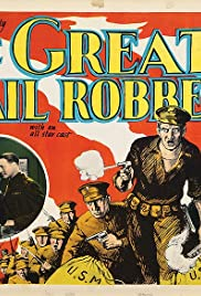 The Great Mail Robbery Poster