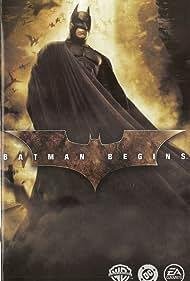 Christian Bale in Batman Begins (2005)