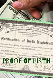Proof of Birth Poster