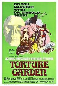 Torture Garden (1968) Poster - Movie Forum, Cast, Reviews
