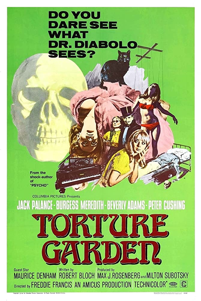 Il giardino delle torture (1967) HD