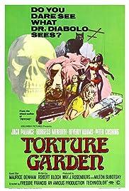 Torture Garden(1967) Poster - Movie Forum, Cast, Reviews