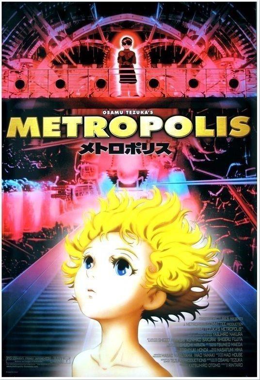 Metropolis (2001) / Metoroporisu