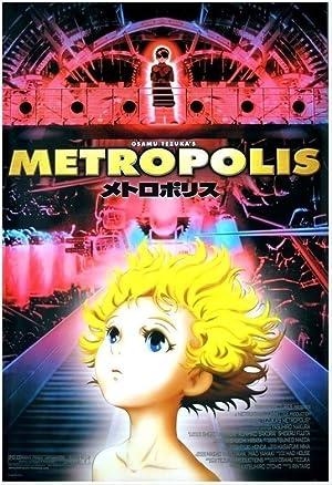 Metropolis Poster Image