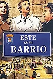 Éste es mi barrio Poster