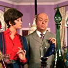 Peter Stephens and Linda Thorson in The Avengers (1961)