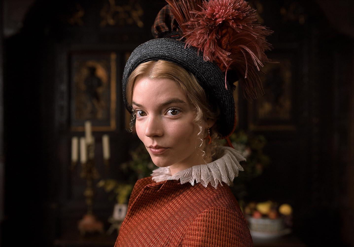 'Emma', la adaptación cinematográfica del clásico de Jane Austen, con Anya Taylor-Joy