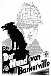 Der Hund von Baskerville Poster