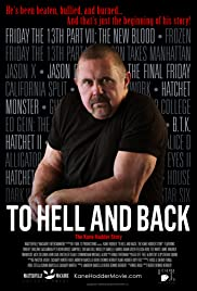 To Hell and Back: The Kane Hodder Story (2017) 720p