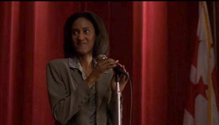 Sonia Jackson in Jurassic Park III