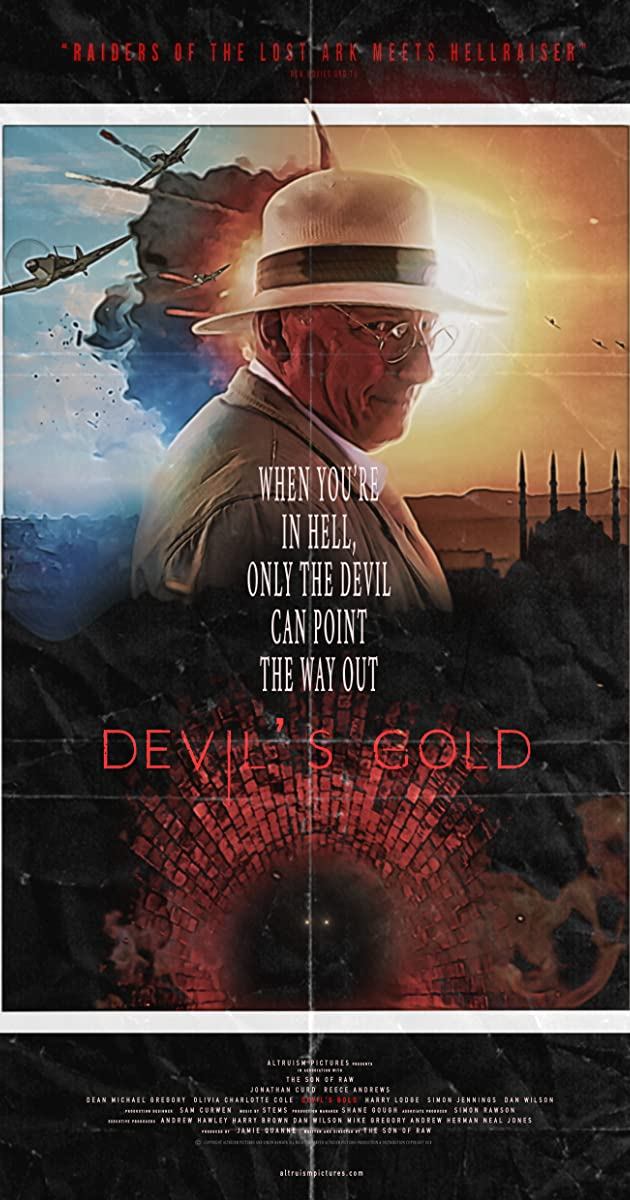 download scarica gratuito Devil's Gold o streaming Stagione 1 episodio completa in HD 720p 1080p con torrent