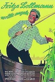 Fritze Bollmann wollte angeln Poster
