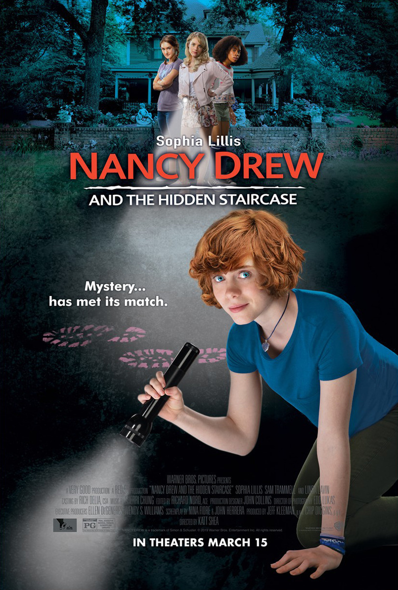 Nancy Drew and the Hidden Staircase (2019) - IMDb