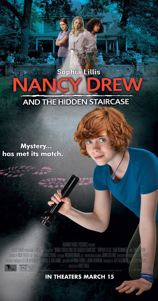 Watch Full HD Movie Nancy Drew and the Hidden Staircase (2019)