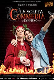 La solita commedia: Inferno Poster