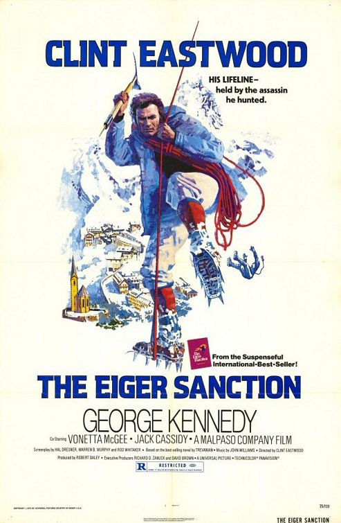 Watch The Eiger Sanction