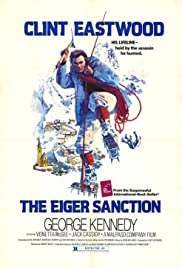 The Eiger Sanction (1975) Poster - Movie Forum, Cast, Reviews