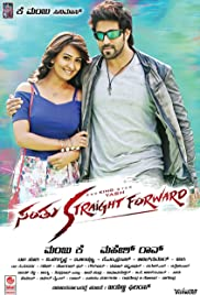 Santhu Straight Forward Poster