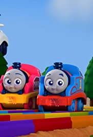 Colors with My First Thomas & Friends Poster