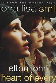 Elton John: The Heart of Every Girl Poster