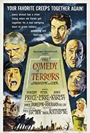The Comedy of Terrors (1964) 720p