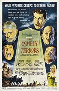 To download new movies The Comedy of Terrors [mov]