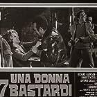Richard Harrison and Dagmar Lassander in Una donna per 7 bastardi (1974)
