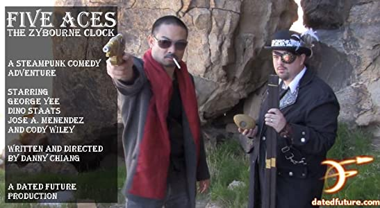 Movie mpg download Five Aces: The Zybourne Clock USA [Full]