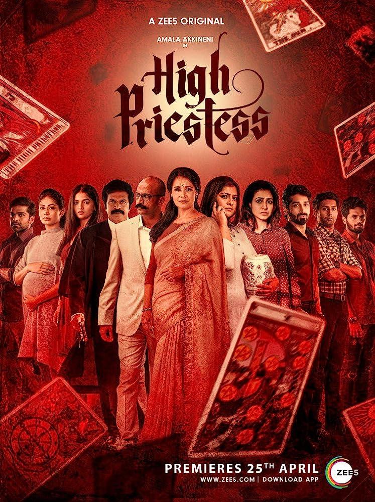 High Priestess (2019) Complete Season 1