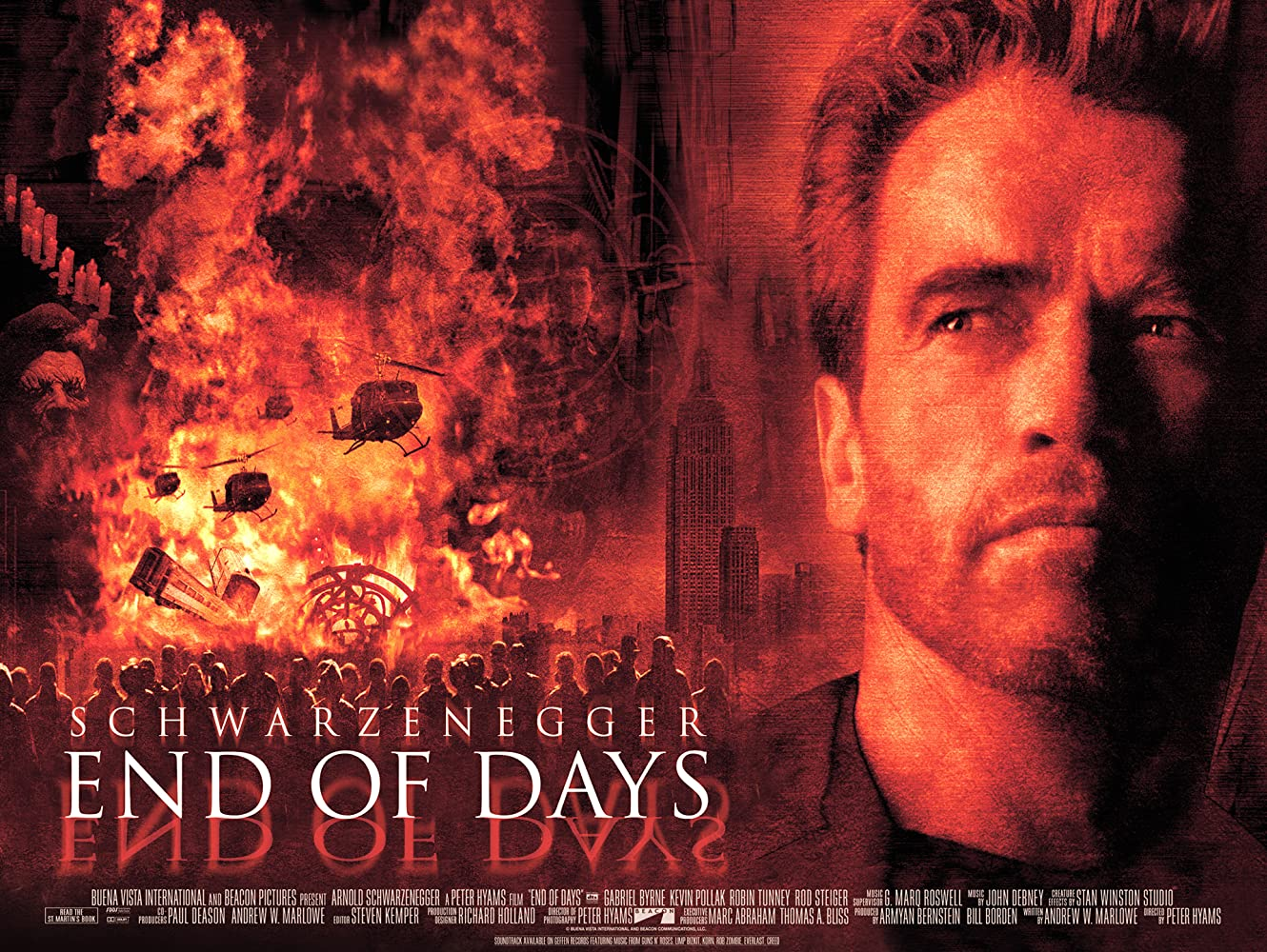 End Of Days >> End Of Days 1999