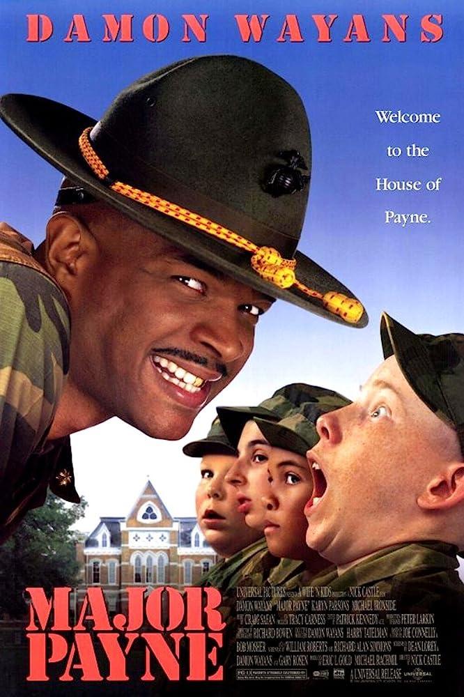 Major Payne (1995) WEB-DL Direct Download