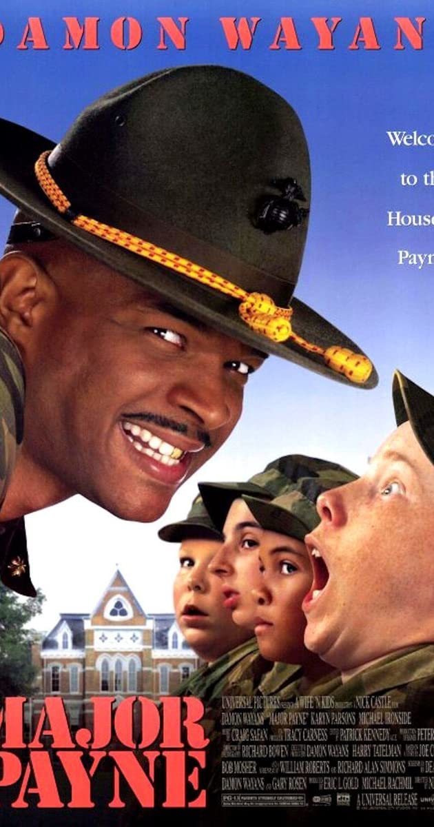 Major Payne (1995) [BluRay] [720p] [YTS.AM]